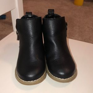❤️EUC❤️ GAP Shoes Toddler Moto Booties
